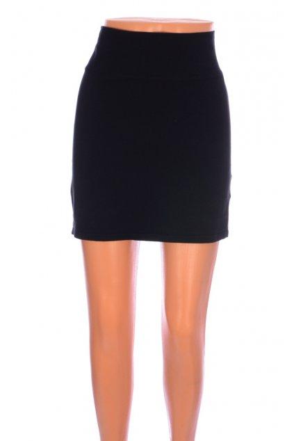 Sukně C&A černá vel. XL