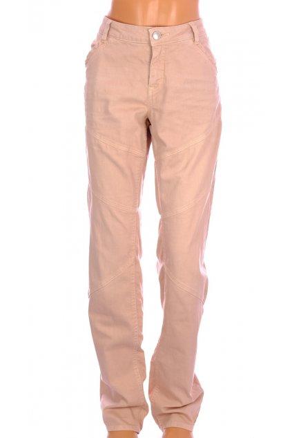 Kalhoty světle růžové TomTailor vel. 33 / L