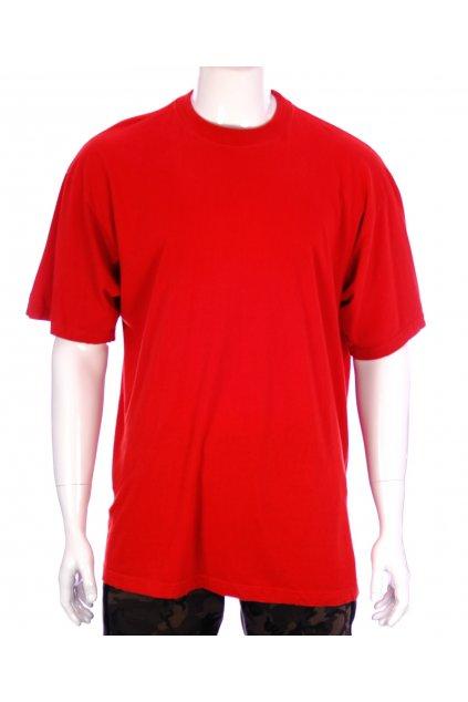 Tričko Luigi červené vel XL