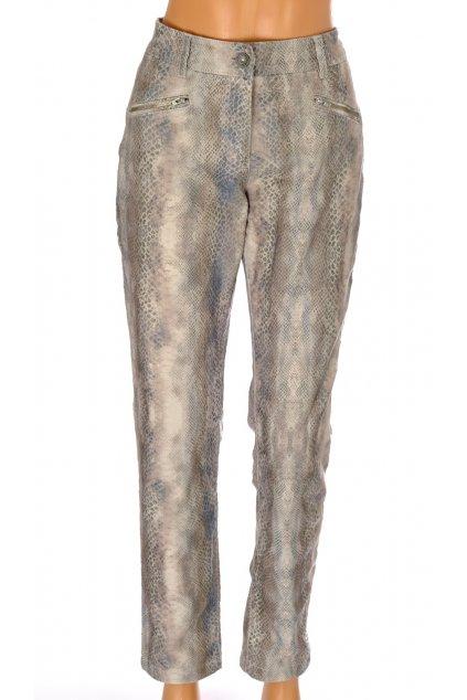 Kalhoty riflové Gerry Weber hadí vzor vel M