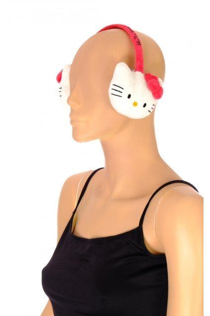 Náušniky Hello Kitty dívčí vel 6- 10 let