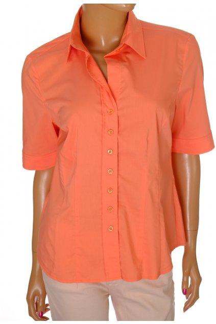 Košile Betty Barclay oranžová vel S