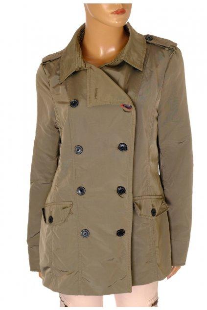 Kabátek Peckott světle hnědý vel M