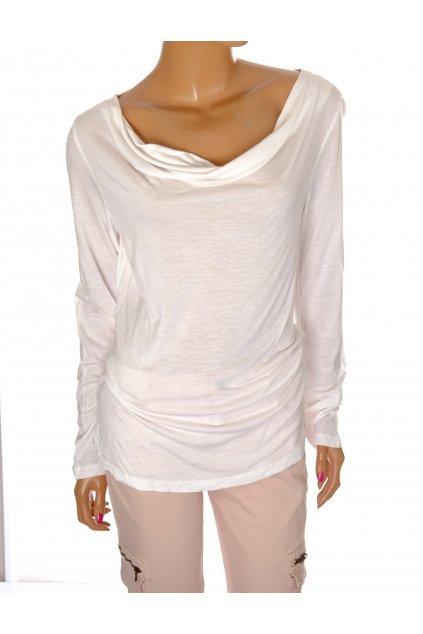 Tričko Mexx bílé s vodou vel M