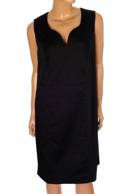 Šaty Bonprix černé formální vel L