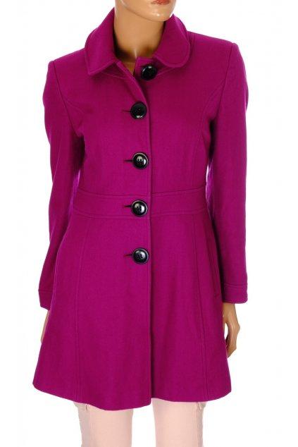 Kabát Doroty Perkins  fialový vlna vel S