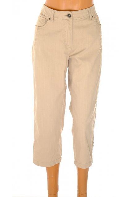 Kalhoty Bx Jeans béžové krátké vel M