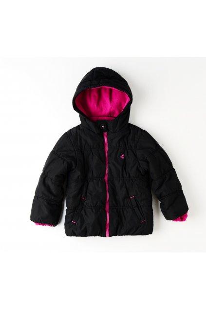 Bunda zimní girl2girl černá 116
