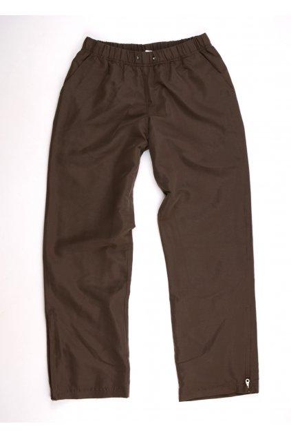 Kalhoty sportovní khaki Shamp vel. S / 36 - 38