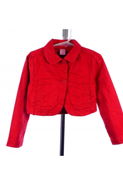 Bunda kabátek Adams 98/2-3 červená