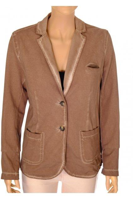 Kabát fialový Select vel. M / uk 12 / 40
