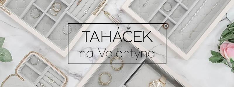 Nechte se trefit s dárkem na Valentýna.