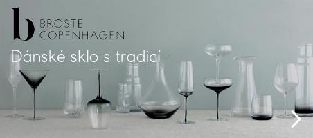 Broste Copenhagen - dánské sklo s tradicí