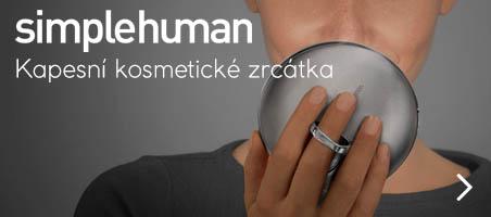 Simplehuman - kapesní kosmetické zrcátka