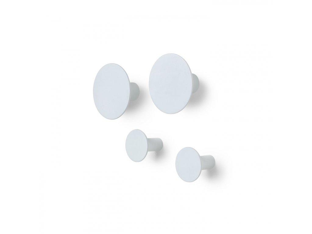 Háčky na zeď Blomus PONTO set/4ks | bílé