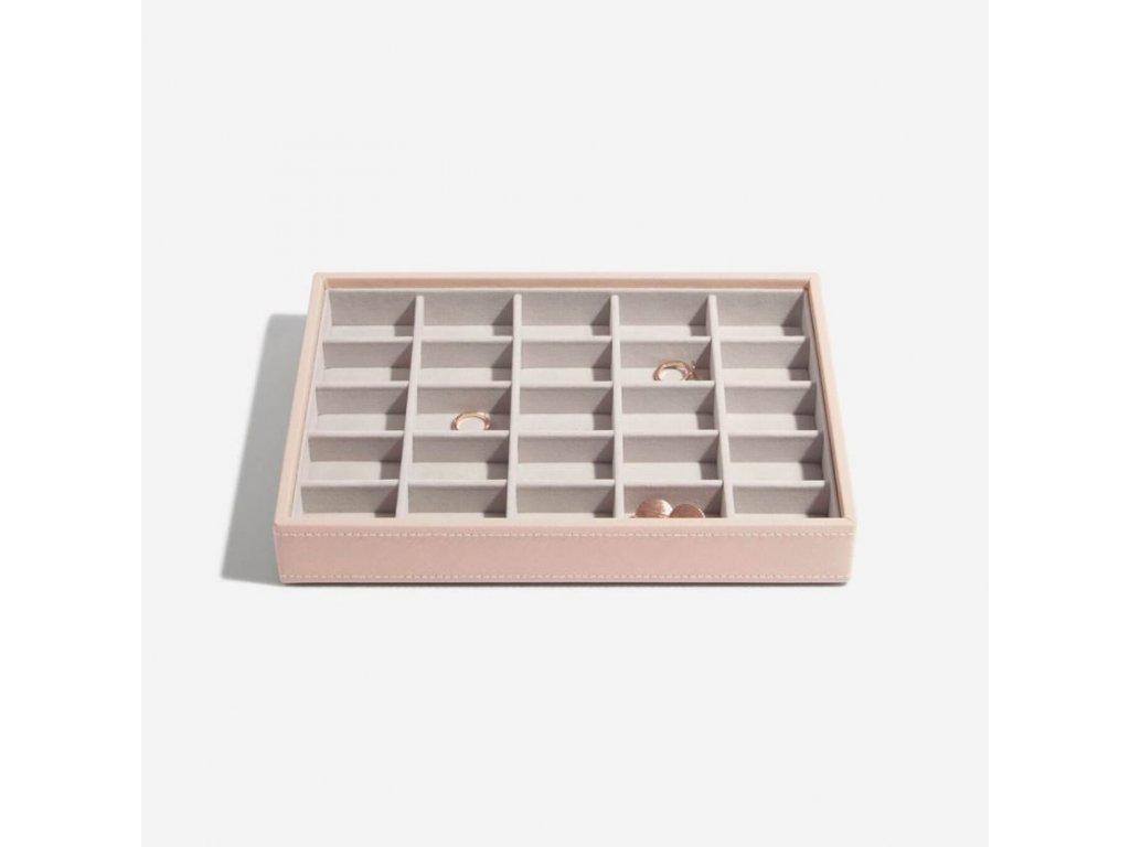 Box na šperky Stackers Blush Classic 25 | růžová