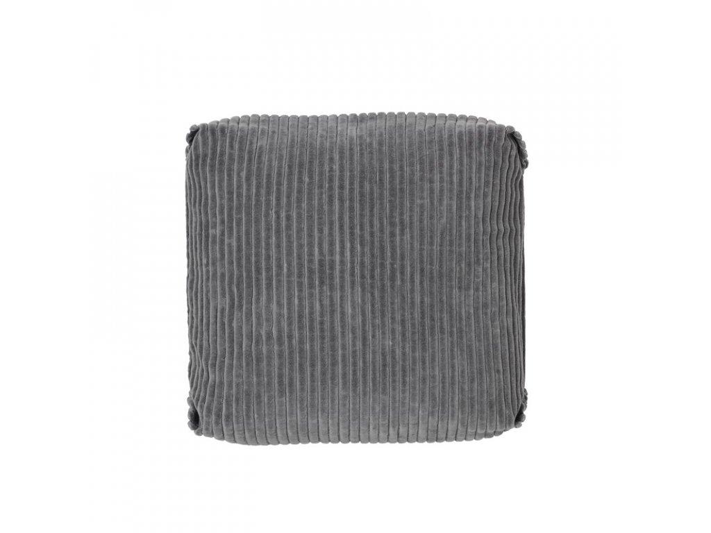 Povlak na polštář Broste Thor 50x50 cm   šedý