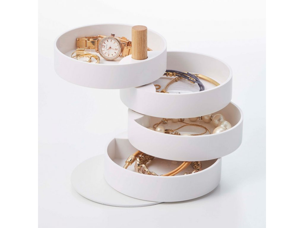 Misky na šperky YAMAZAKI Tosca 3408 | bílé