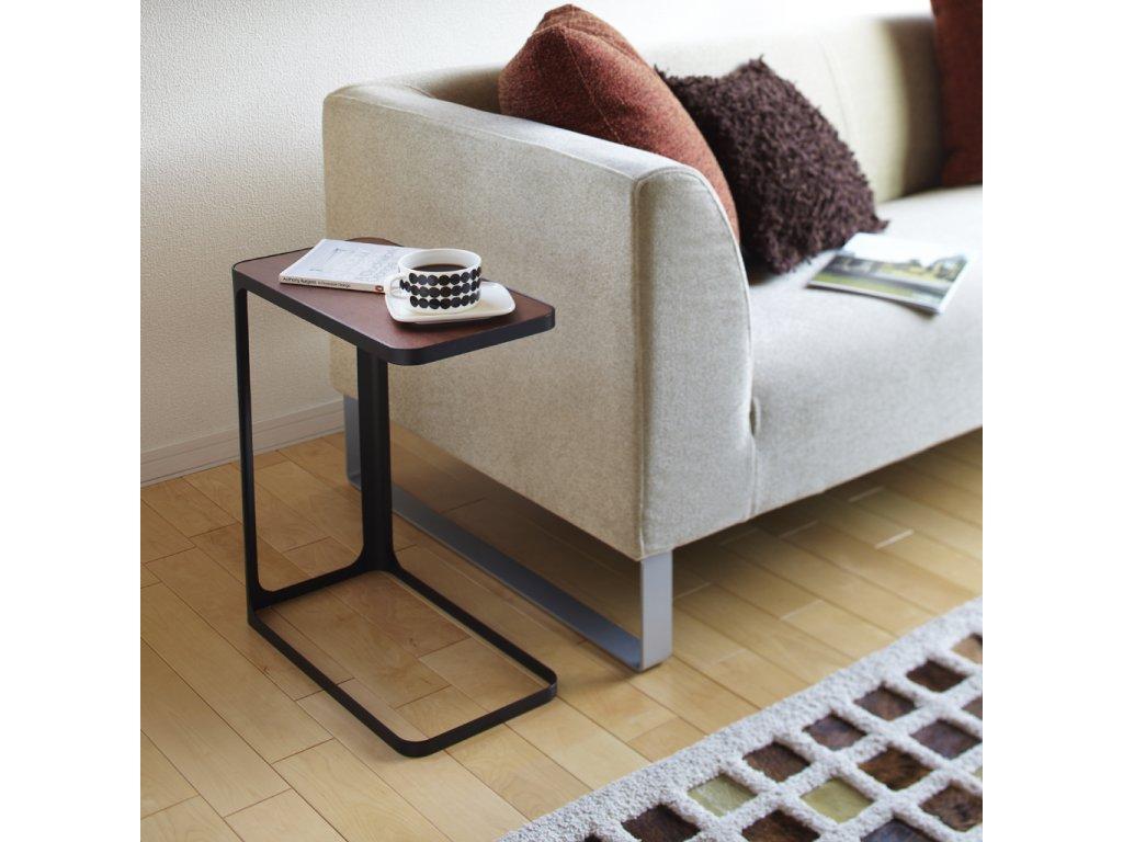 Boční stolek YAMAZAKI Frame 7203 | černý