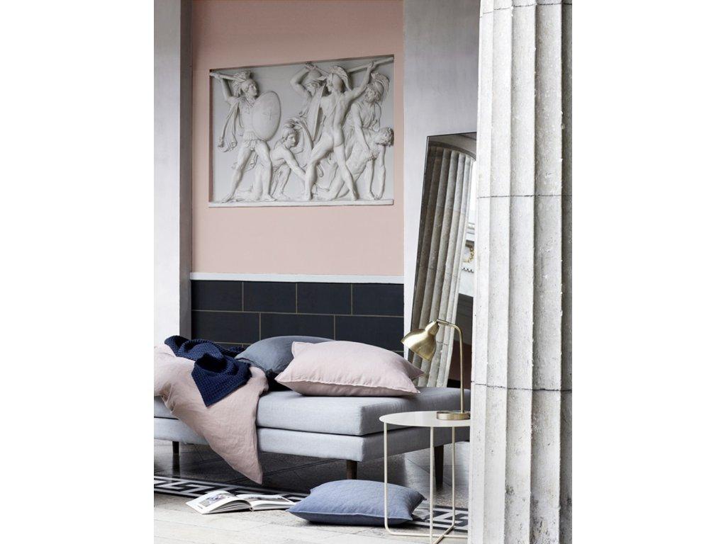 Zrcadlo Broste Complete 110x60 cm | černé