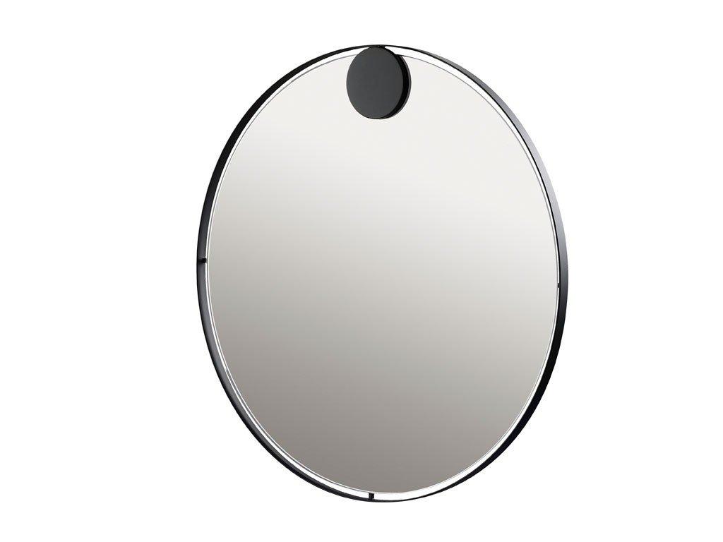 Zrcadlo na zeď Zone Denmark Hooked On Black