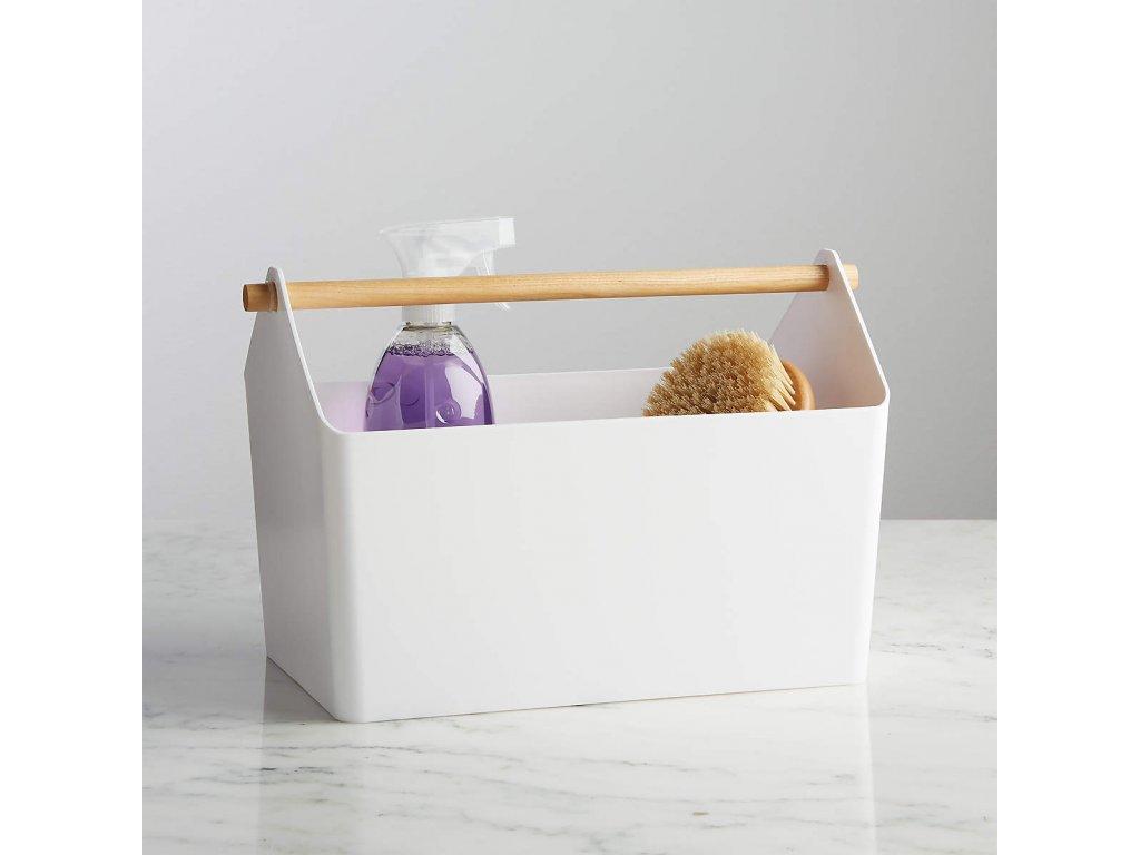Úložný box YAMAZAKI Favori 3465 Storage Box | bílý