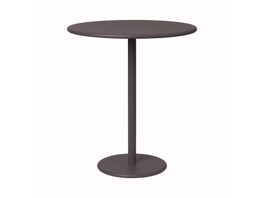 Venkovní stolek Blomus STAY 40 cm | černý