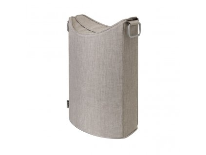 Koš na prádlo Blomus FRISCO | sv. šedá popelavá