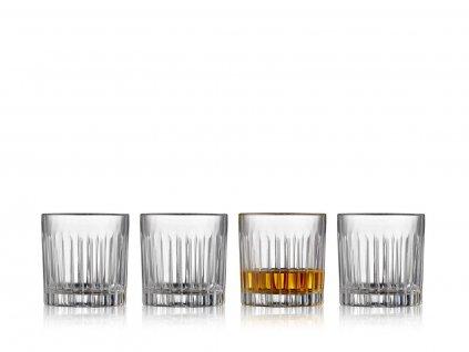 Sklenice na whisky Lyngby Glas Timeless 360 ml 4ks