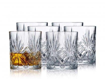 Sklenice na whisky Lyngby Glas 6ks
