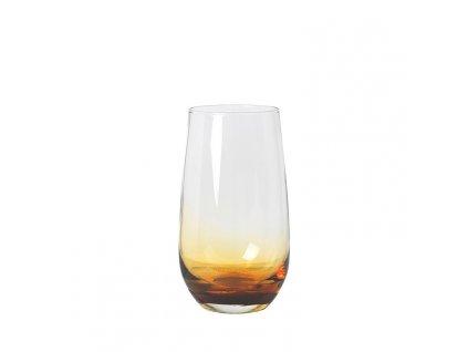 0032925 sklenice na vodu amber 550ml 0