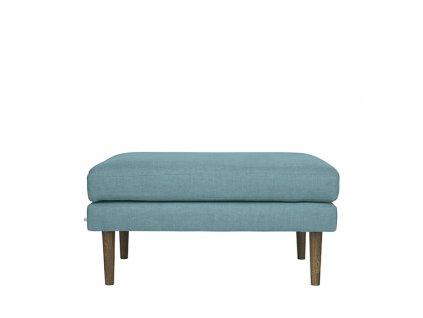 Podnožka Broste LEG BENCH Air 58 cm   modrá