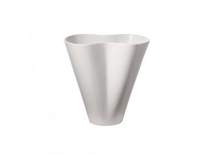 Váza Asa Selection BLOSSOM XL 30 cm, bílá | bílá
