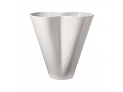 Váza Asa Selection BLOSSOM XL 40 cm, bílá | bílá