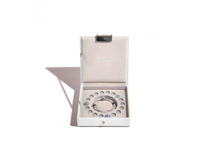 Šperkovnice Stackers White Charm Box | bílá