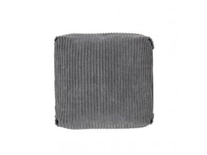 Povlak na polštář Broste Thor 50x50 cm | šedý