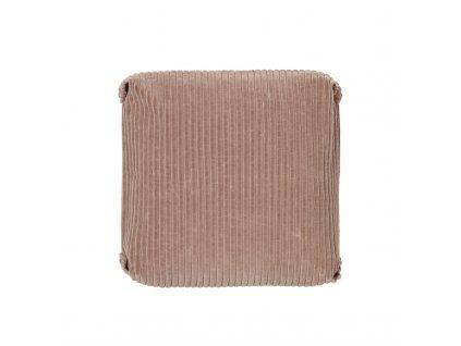 Povlak na polštář Broste Thor 50x50 cm | růžový