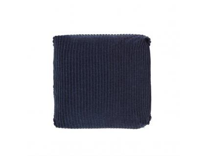 Povlak na polštář Broste Thor 50x50 cm   modrý
