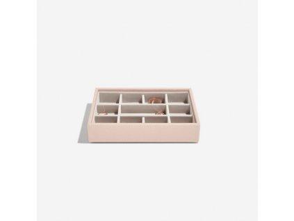 Box na šperky Stackers Blush Mini 11 | růžová