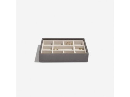 Box na šperky Stackers Mink Mini 11 | kávová