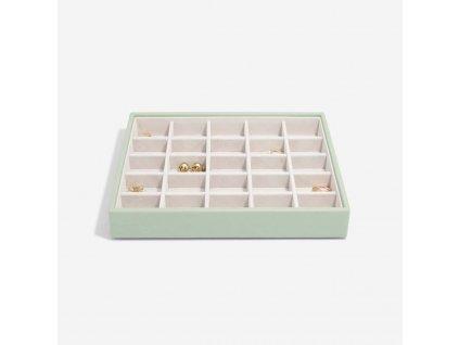 Box na šperky Stackers Sage Green Classic 25 | zelená