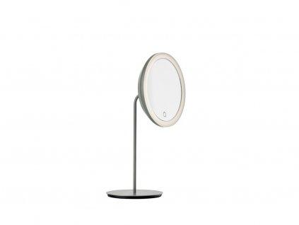 Kosmetické stolní zrcadlo s osvětlením Zone Denmark Grey | šedá