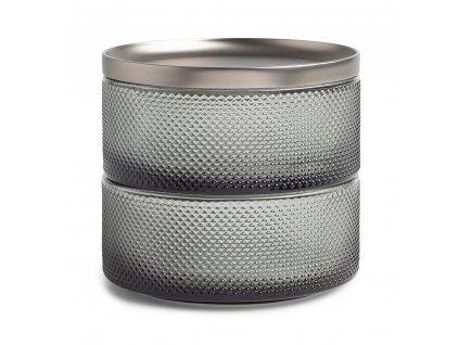 Šperkovnice Umbra Tesora | titanově šedá