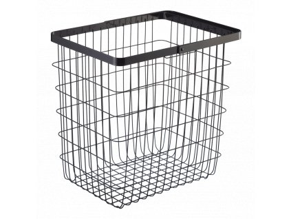3163 TOWER LAUNDRY WIRE BASKET L BK 1000x