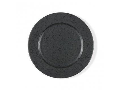 Mělký talíř Bitz 27 cm Black StoneNew | černá