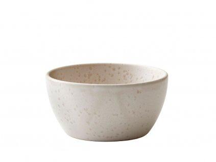 Mísa na servírování Bitz Bowl 10 cm Matte cream   krémová