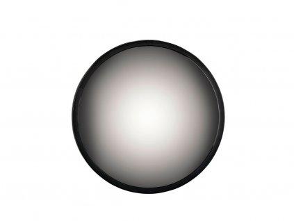 Nástěnné vypouklé zrcadlo Villa Collection Mirror Black 30 cm   Černá