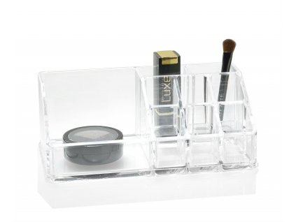 Kosmetický organizer Andrea House BA68015 | průhledná