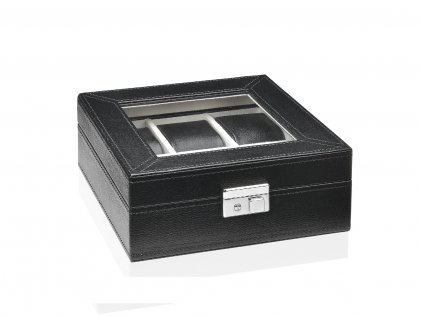 Pouzdro na hodinky Andrea House AX67146   černé
