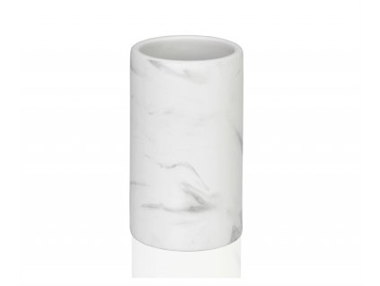 Kelímek do koupelny Andrea House Marble Ceramic BA68133 | mramor